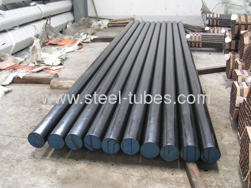 DIN 1629 mechanical steel tubing