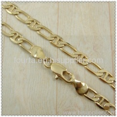 18k gold plated necklace 1440132