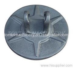 Steel casting parts-casting disc