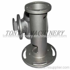 Sand casting parts-drilling machinery parts