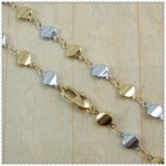 18K gold chain 2420003