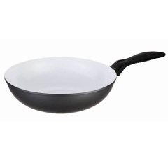 Forged Aluminum Deep Fry Pan