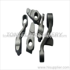 Mould forging parts-mining machinery parts