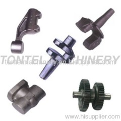 Mould forging parts-steel forging