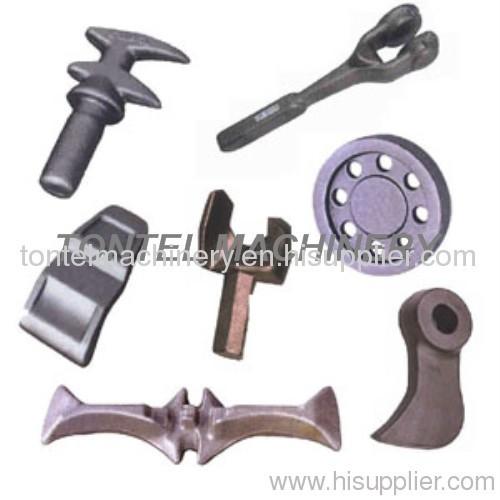 Close die forging parts-auto parts
