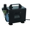 Piston airbrush compressor
