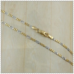 18K gold plated chain 2420023