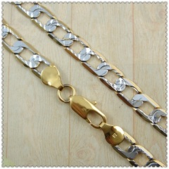 18K gold plated chain 2430005