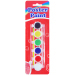 6 colors 5ml poster paints with a brush