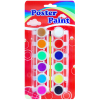 12 colors 5ml poster paints