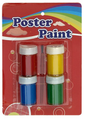Student Poster Color Paint