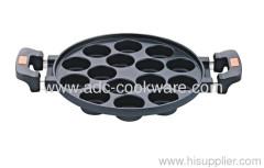 Circular Porous Pancake Pan Die Cast Aluminum