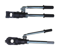 Hand Operated Hydraulic Compression Tool