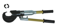 Open Hand Operated Compression Tool