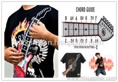 EL Electronic Rock Guitar T-shirt