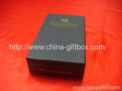 China promotional gift box manufacturer,supplier,factory,exporter