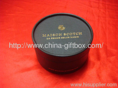 China rounded gift box luxury gift boxes
