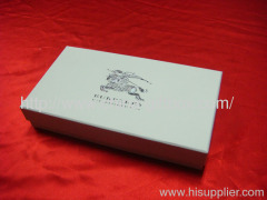 China two-piece gift box China cardboard gift box