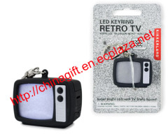 STATIC TV LED KEY CHAINS