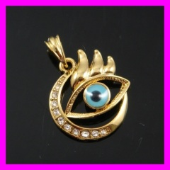 18k gold plated pendant 1640041