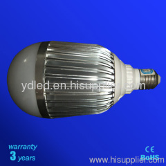 5W Aluminium E27 led lights for clothing