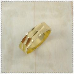 18k gold plated ring 1310001