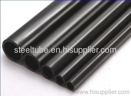 High PrecisionSteel Pipes with Black Phosphating for Hydraulic Systems