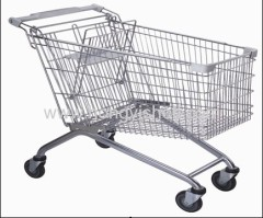 Eurostar Series Supermarket Trolley