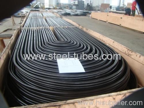 Seamless Steel Tubes SA192 U tubes