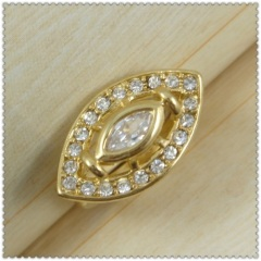 18k gold plated ring 1320051
