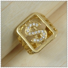 18k gold plated ring 1320054