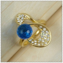 18k gold plated ring 1320242