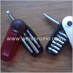 Promotion screwdriver tool kit