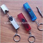 Mini screwdriver with keychain