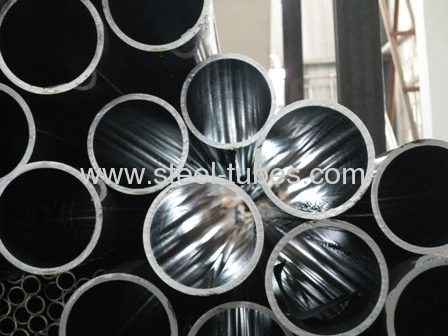DIN2391 Cold Drawn Precision Seamless Steel Pipes