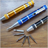 Promotion pen shaped mini screwdriver