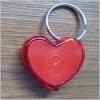 Heart shape Led Light Keychain