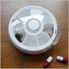 Promotion Round shape 7-days pill box