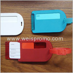 Personal Plastic Luggage Tag