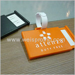 Travel Privacy Luggage Tag