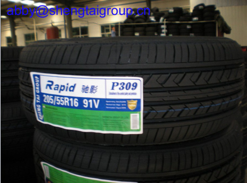 205/55R16 rapid brand car tires