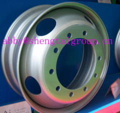 22.5*9.00 Steel Wheel Rims