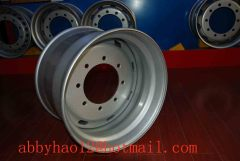 22.5*11.75 Truck steel wheels