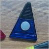 Plastic Memo Clip-Triangle
