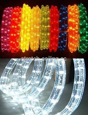 Multi color 3 wire round led rope lighting from china manufacturer multi color 3 wire round led rope lighting mozeypictures Images