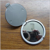 Round cosmetic mirror