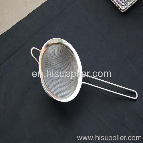 (SS201,304&special shape)Wire Mesh Skimmer/ Strainer/ Colander/ Noodle strainer