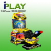 Latest amusement driving/racing game machine