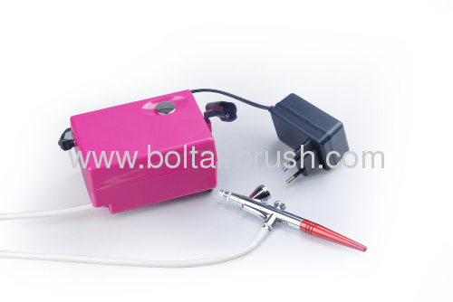 Beauty compressor&airbrush kit