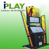 Fruit Ninja Amusement coin operated video arcade and ticket redemption game machine